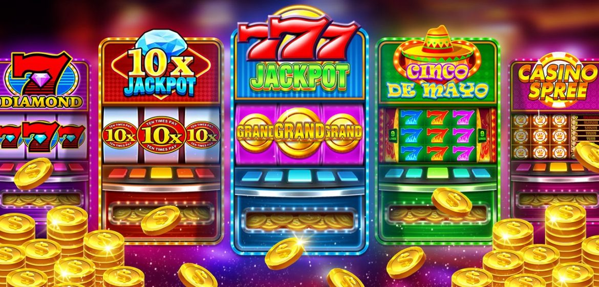 Online Gambling: How Do Slot Machines Work On the Internet?